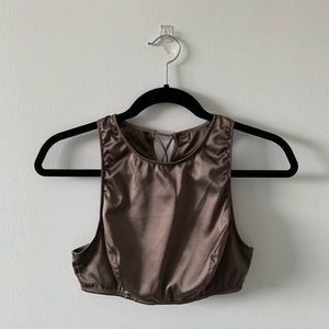 Victoria's Secret high neck unlined bra medium